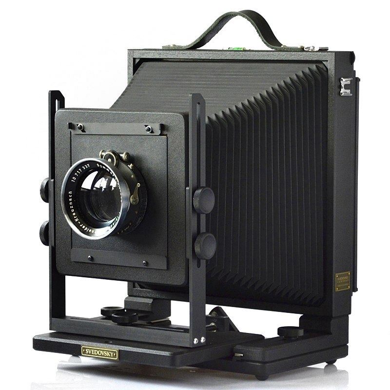 Svedovsky 8x10W, mahogany black finish