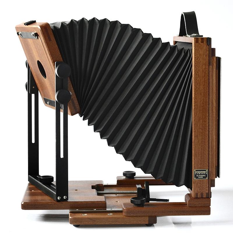 Svedovsky 8x10W, natural mahogany