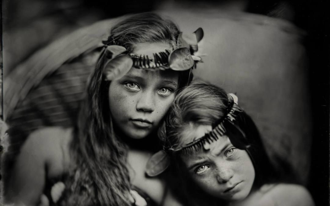 Svedovsky 8x10  / XIX century brass lens / Wet Plate Collodion / www.kauaiainaart.com
