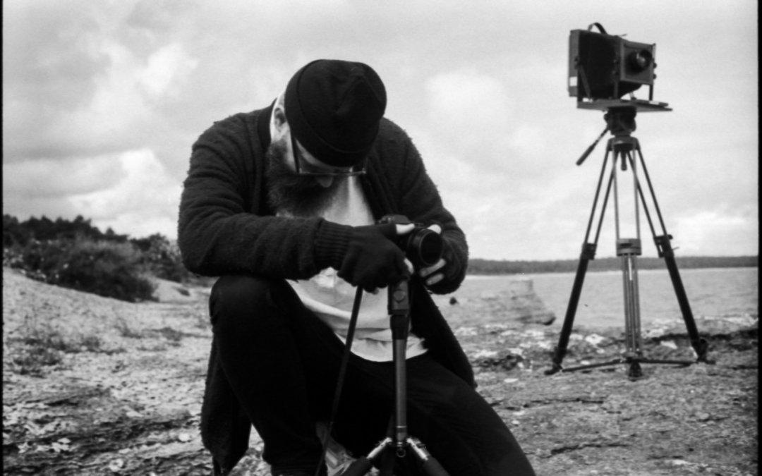 Svedovsky 8x10 Camera
